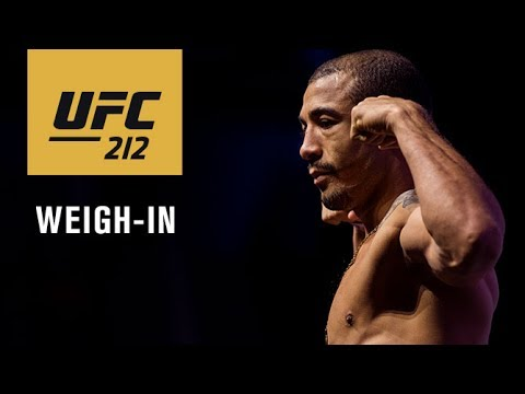 UFC 212: Ceremonia oficjalnego ważenia na żywo w MMAnews o północy (+wyniki)