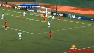 México Vs Nigeria Mundial Femenil Sub-20 Canadá 2014