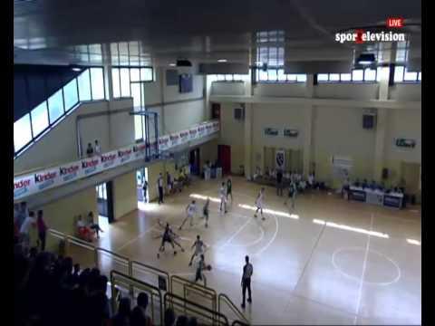 Aurora Desio vs Montepaschi Siena (Finali nazionali under 15 2014, giornata 1) - 1° quarto