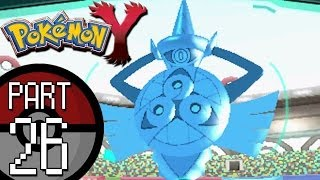 Pokemon X And Y Part 26: Unlocking Secret Super Training