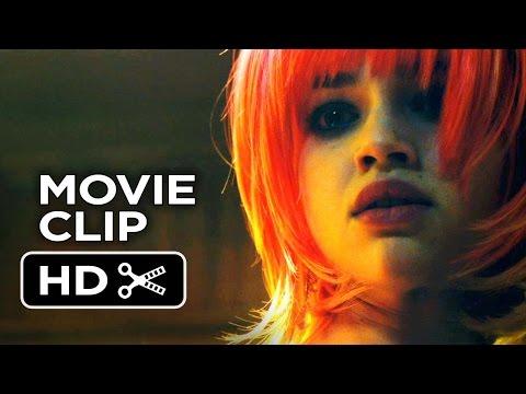Kite Movie CLIP - Elevator (2014) - India Eisley, Samuel L. Jackson Action Movie HD