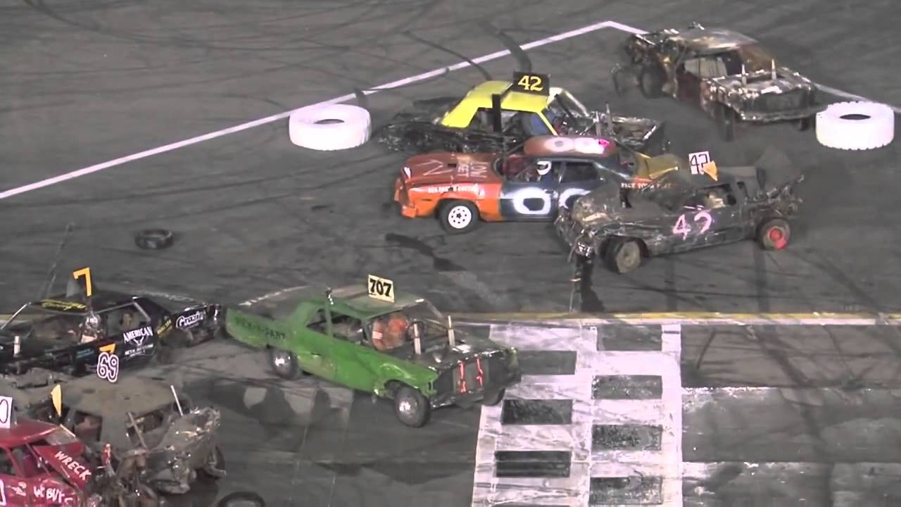 Irwindale Demolition Derby Video Search Engine At