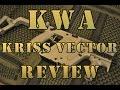Airsoft Gun Review - KWA Kriss Vector