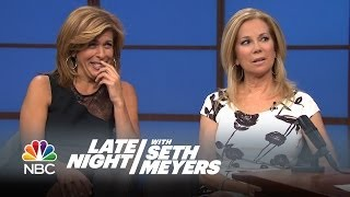 Today Show Confronts Kathie Lee and Hoda about their Drinking