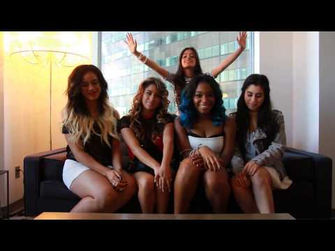 Fifth Harmony manda recado para fãs brasileiros