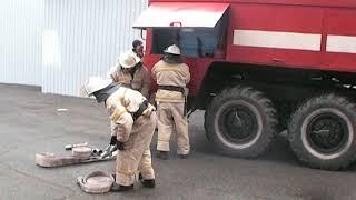Проведення протипожежних заходів у КЛК ХНУВС