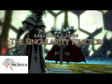 FFXIV - The Singularity Reactor Blind Run - 23 June 2015 - Patch 3.0 - White Mage POV