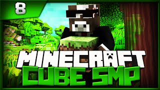 "Minecraft Cube SMP - Episode 8 - ""Rusher's Got Wood"" Shop (Minecraft The Cube SMP)"