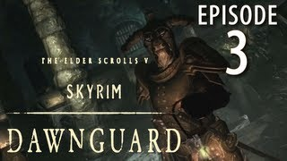 Skyrim: Dawnguard Walkthrough In 1080p, Part 3: Sneaking