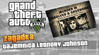 GTA V Tajemnica Zabójstwa Leonory Johnson (Rozwiązanie