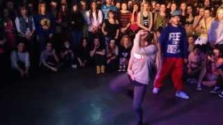 Dancehall international 2014 preselection Fraules and Ruslan