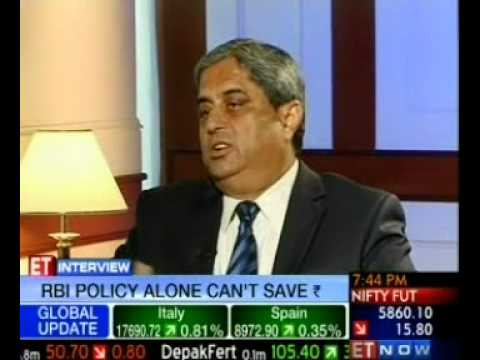 Mr Aditya Puri, MD, HDFC Bank - Interview on ET Now