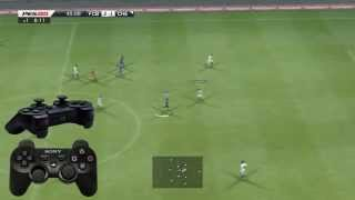"PES 2013 ""Strong shot"" and ""Low chip shot"" Tutorial HD (the best Guide)"