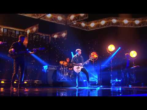 Kian Egan performs 'Home' on The Voice of Ireland