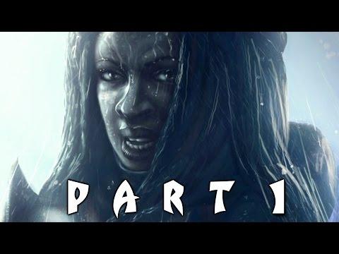 The Walking Dead Michonne Episode 1 - In Too Deep - Walkthrough Gameplay Part 1 (Game)