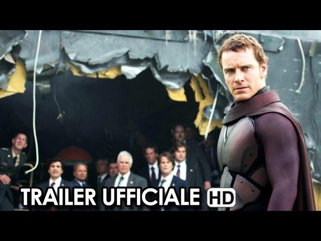 X-Men: Giorni di un futuro passato Trailer Finale Ufficiale Italiano (2014) - Jennifer Lawrence HD