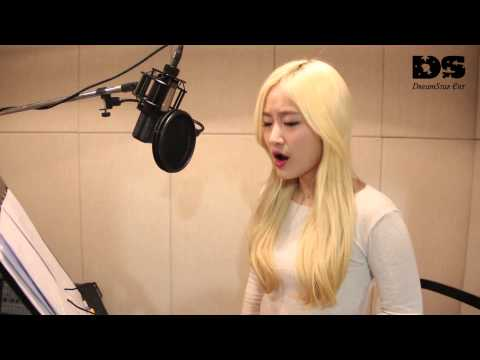 [k-pop] 타히티 - Singing Mouse Jerry Girl on Fire'