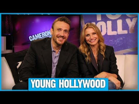 Cameron Diaz & Jason Segel on SEX TAPE & Their First Kiss!