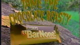 "Hershey's BarNone ""Tame The Chocolate Beasty"" Commercial"