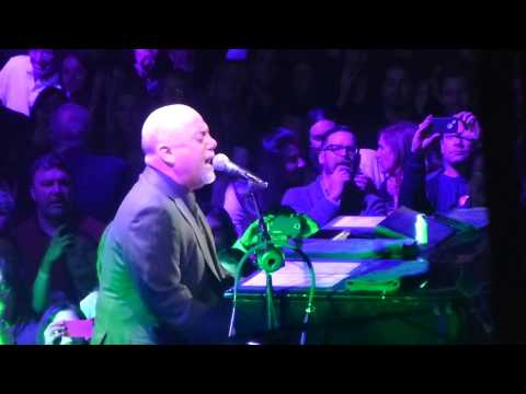 "Billy Joel - ""Pressure"" live @ Madison Square Garden 1-27-2014"