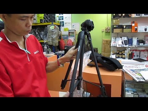 Buying the Johoyo Tripod, Foto Miami Digital, Gerryko Malaysia