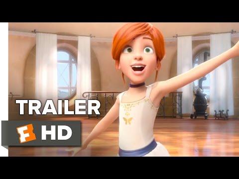 Ballerina - trailer na kino rozprávku