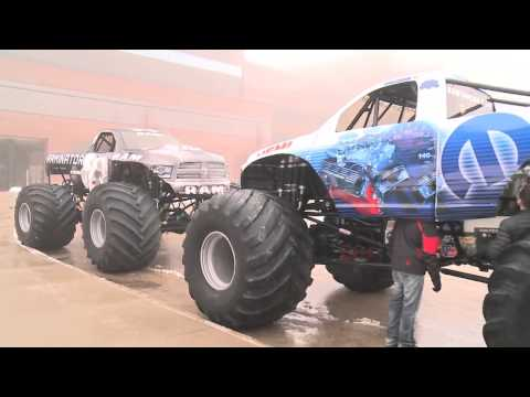 Raminator and Mopar Monsters