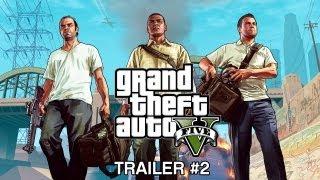 GTA 5 Trailer 2