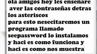 Como Ver Las Contraseñas Detras De Los Asteriscos.mp4