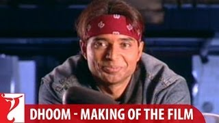 Making Of The Film Part 1 Dhoom
