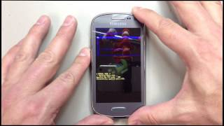 Samsung Exhibit T599N Hard Reset
