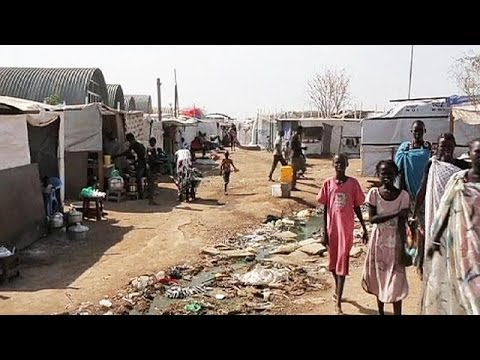 Humanitarian crisis deepens in South Sudan