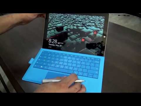 Surface Pro 3 Unboxing, Setup & First Impressions