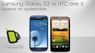 HTC ONE X VS Galaxy S3 Los Súper Telefonos Del 2012