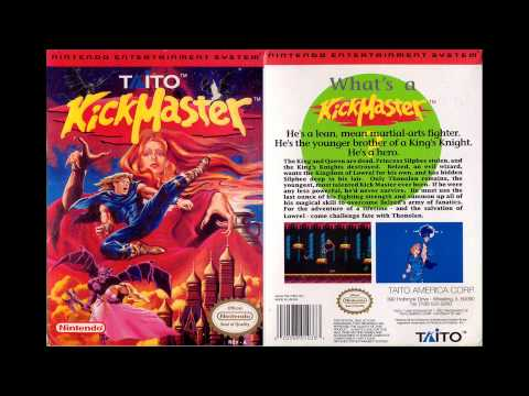 KickMaster (NES) Music / Soundtrack