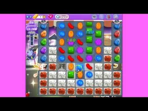 Candy Crush Saga DreamWorld level 241