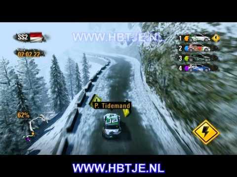 WRC Powerslide career part 2 (easy)