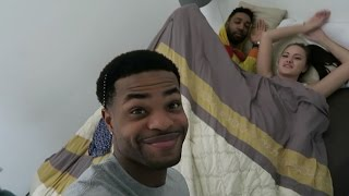 CAUGHT THEM IN BED DOING WHAT?!