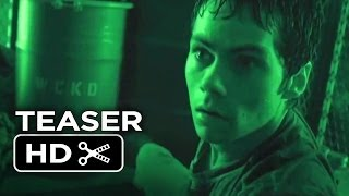 The Maze Runner Official Teaser #1 (2014) - Dylan O'Brien Movie HD