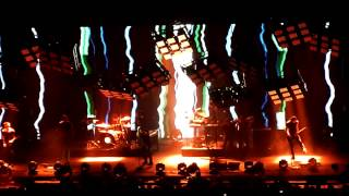 Nine Inch Nails Complete 2013 Concert Raleigh NC PNC Arena