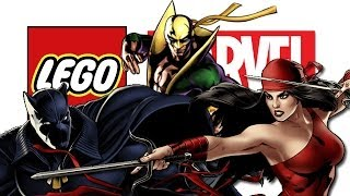 LEGO: Marvel Super Heroes Elektra, Black Panther & Iron