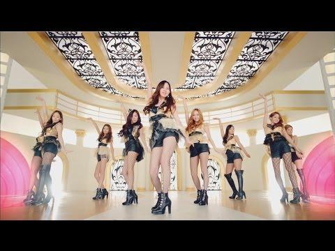 GIRLS`GENERATION 少女時代_My oh My_Music Video
