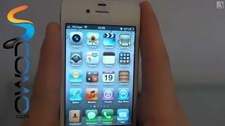 Cómo Hacer Una Captura De Pantalla En Un IPhone 4