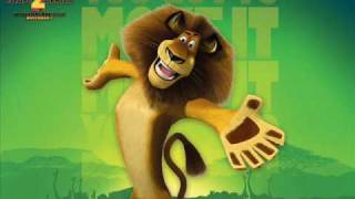 Madagascar 2 Soundtrack  Alex On The Spot (full