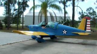 Rotary Powered Aircraft Grumman Experimental