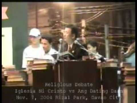 Iglesia ni cristo vs ang dating daan - Modular Additions
