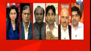 ABP News debate: Is BJP doing communal politics ?