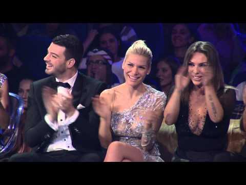 Dance with me Albania - Markela & Cekja (nata 02)