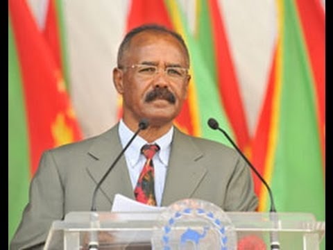 President Isaias Afewerki Speech and Eritrean Military Parade