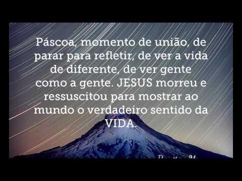 Frases de Pascoa Evangélicas para Facebook